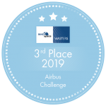 3rd Place INNOspace Masters Airbus 2019 Challenge Award